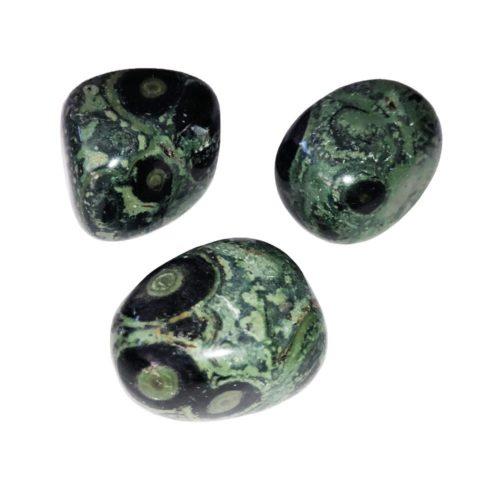 pierre roulées jaspe kambamba