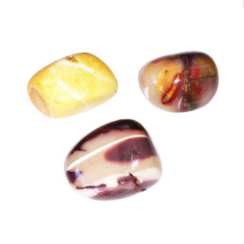 pierre roulée mookaite