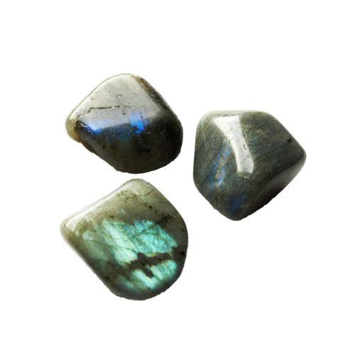 pierre roulée spectrolite