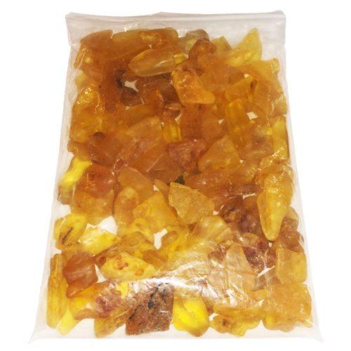 sachet pierres roulées ambre 1kg