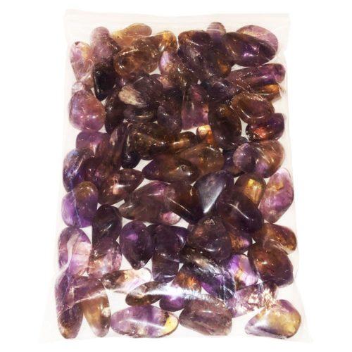 sachet pierres roulées amétrine 1kg