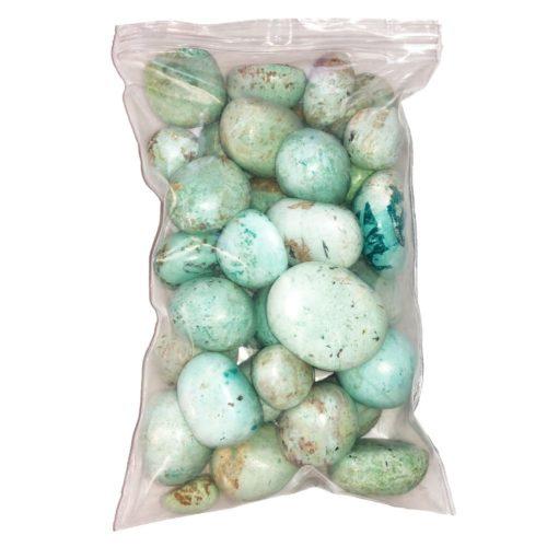 sachet pierres chrysocolle