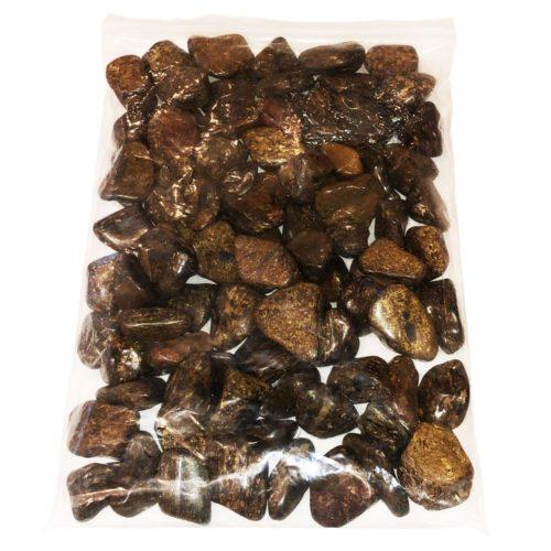 sachet pierres roulées enstatite 1kg