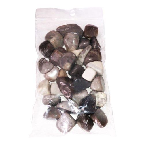 sachet pierres roulées silex 250grs