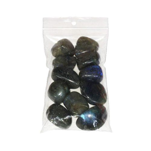 sachet pierres roulées spectrolite 250grs