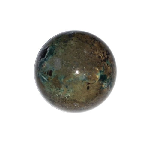 sphere agate indienne 40mm