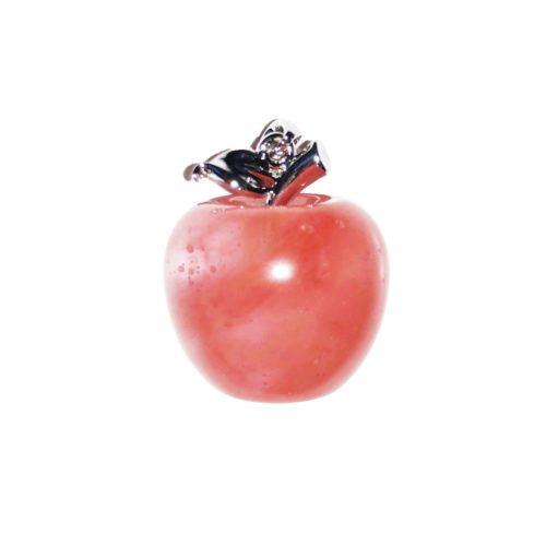 pendentif cristal melon d'eau pomme