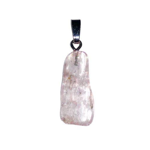 pendentif-kunzite-pierre-roulee