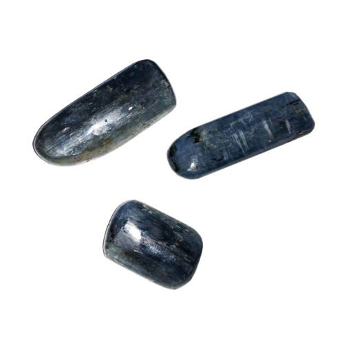 pierre roulée cyanite