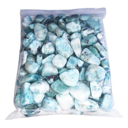 Sachet pierres Larimar