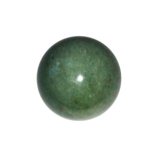 sphere aventurine verte 40mm