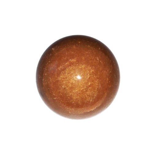 sphere aventurine rouge 40mm