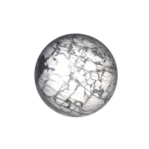 sphere howlite 40mm
