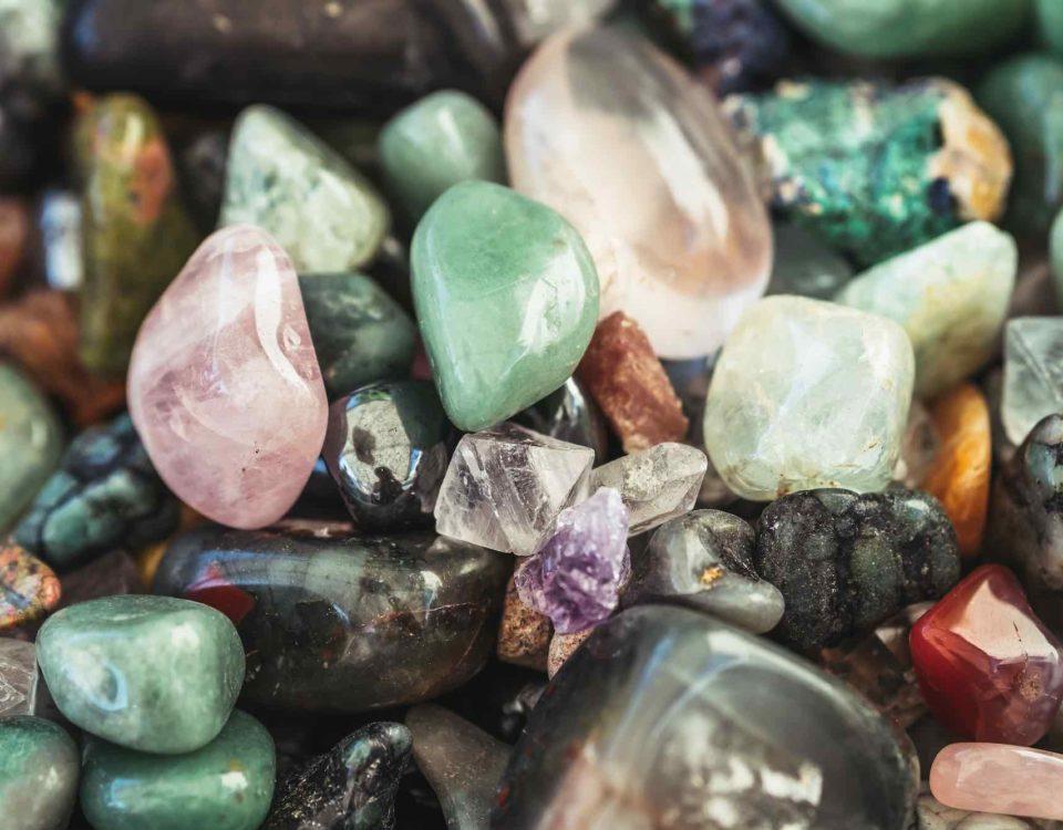amas de pierres
