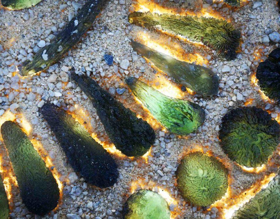 pierre moldavite pierre extraterrestre