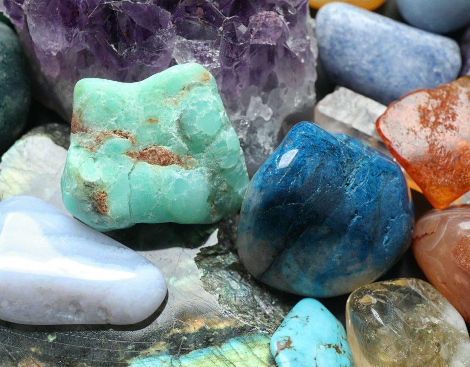 rechargement des pierres