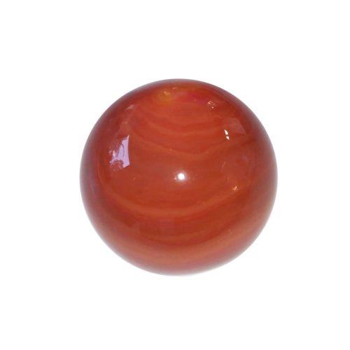 Sphère Cornaline - 40mm