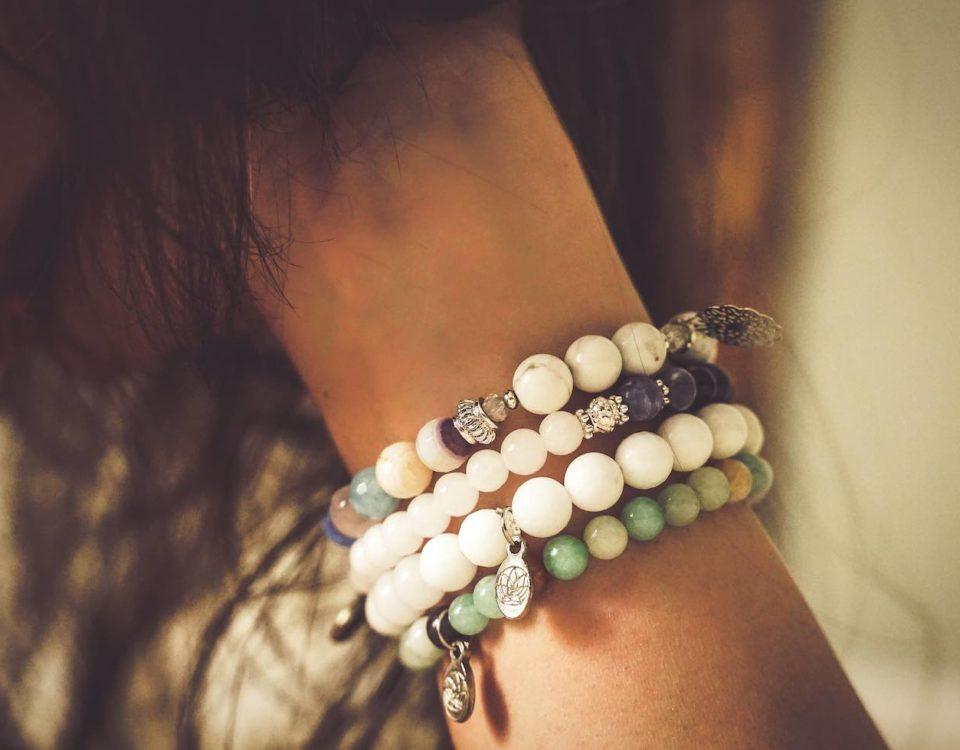 bracelets lithotherapie