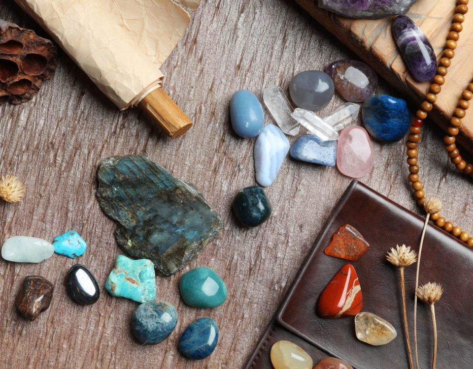 le langage des pierres