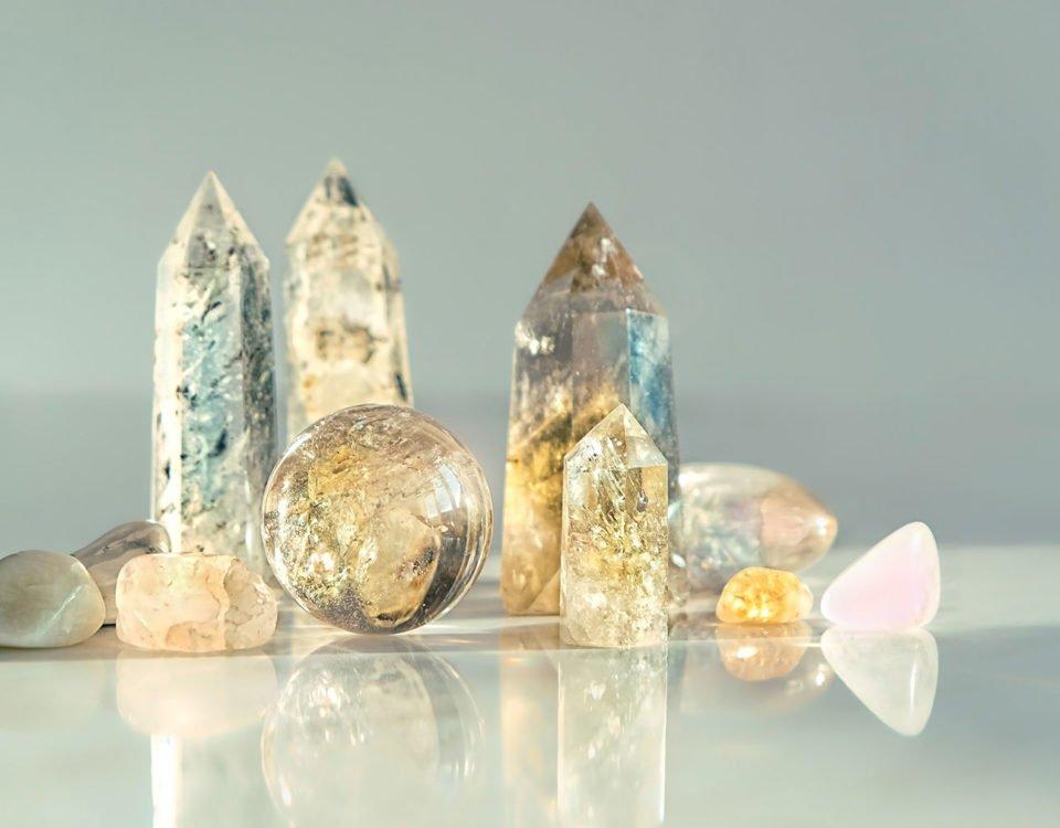 le pouvoir des pierres