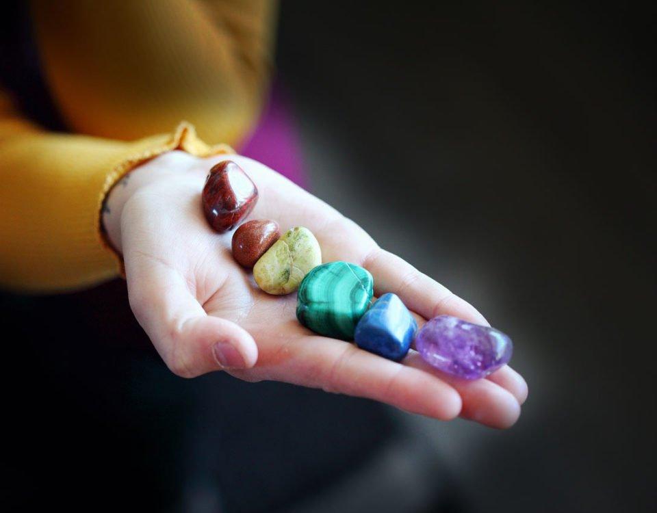 bienfaits des pierres pour sante