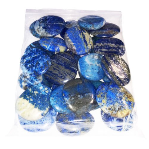 sachet galets lapis lazuli