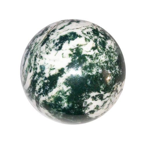 Sphère Agate Arbre