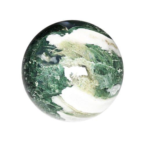 Sphere Agate indienne - 50mm