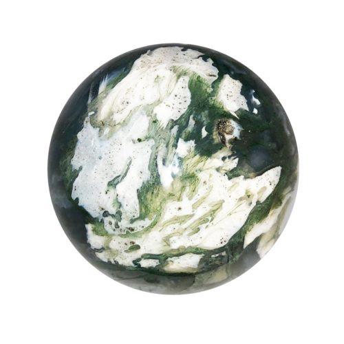 Sphère Agate Mousse