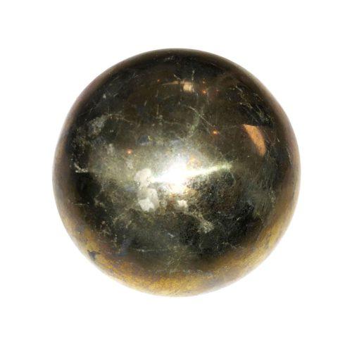 Sphère Chalcopyrite - Entre 50 et 55mm