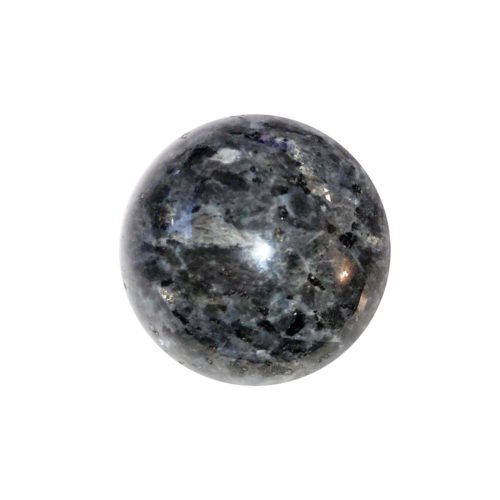 Sphère Larvikite - 40mm