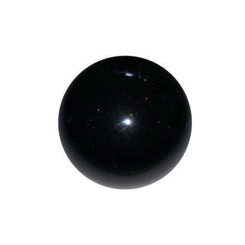 Sphère Obsidienne noire - 40mm