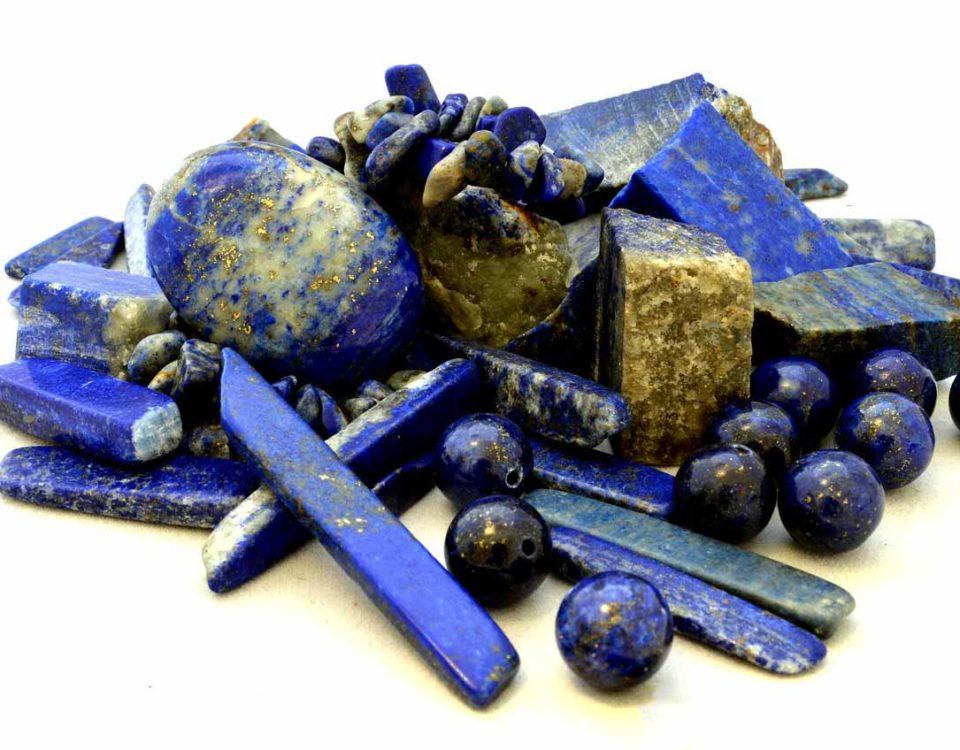 reconnaitre vrai lapis-lazuli