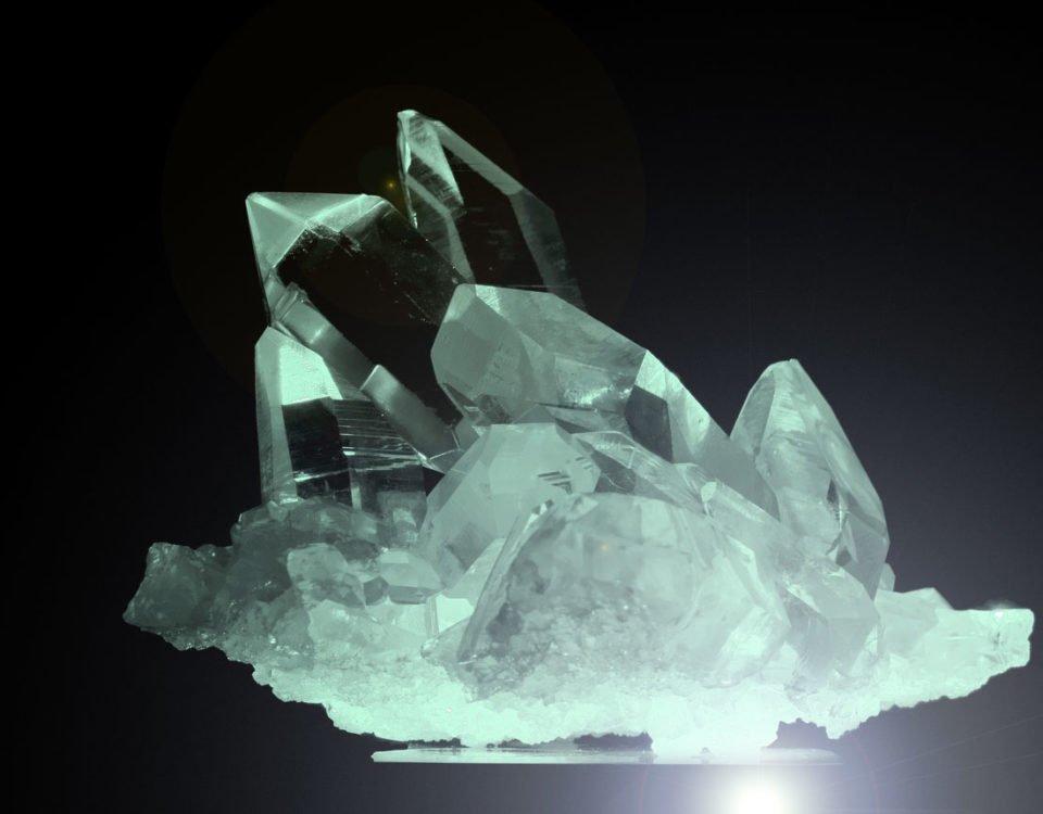 cristal de roche pouvoirs magiques