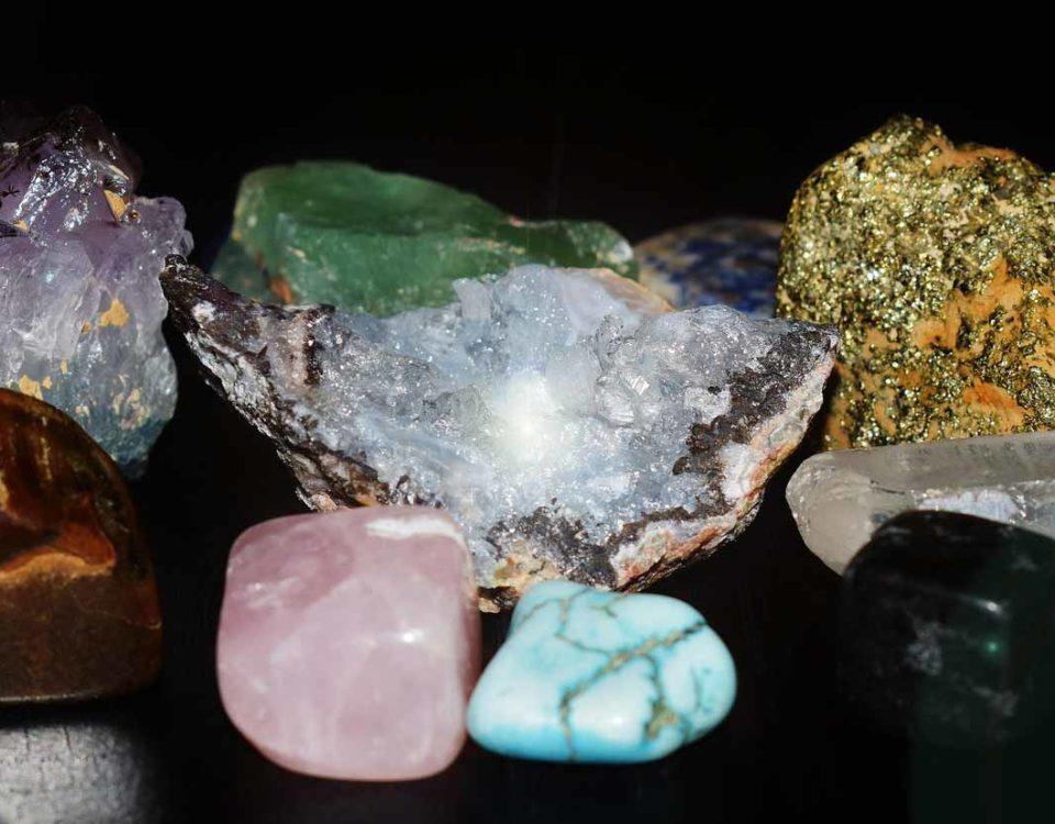 Les pierres du monde