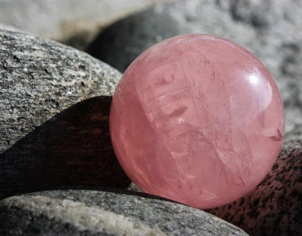 Comment purifier le quartz rose