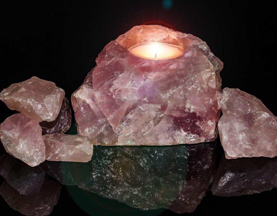 comment recharger le quartz rose