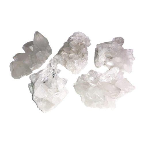 amas de quartz taille s