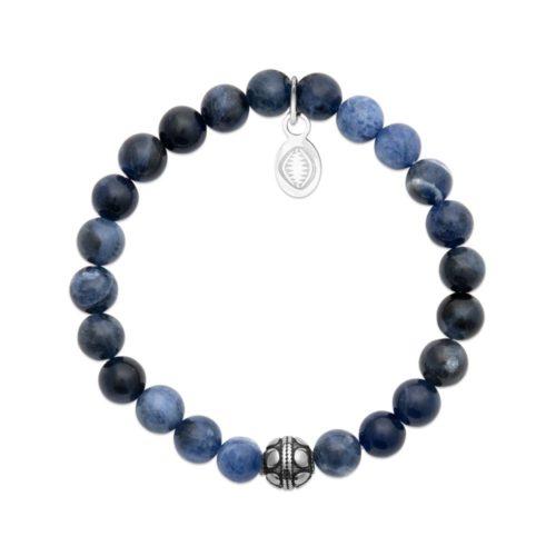Bracelet Sodalite et Sphère