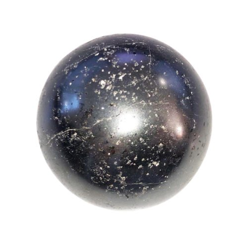 sphere hématite 55mm