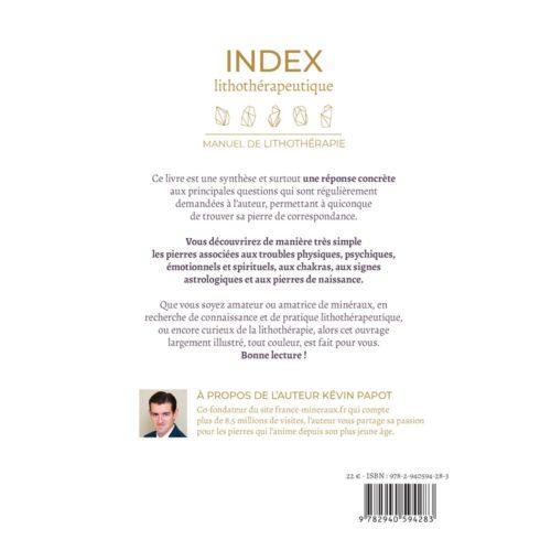index lithotherapeutique de kevin papot