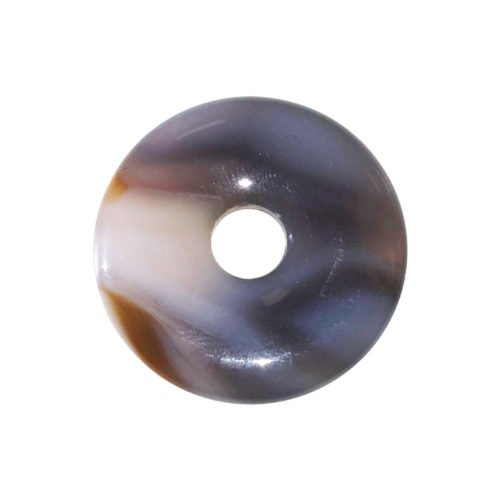 pi chinois donut agate 30mm