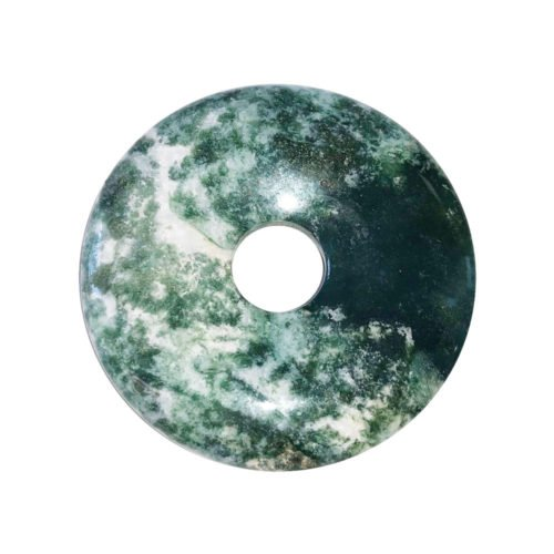pi chinois donus agate arbre 40mm