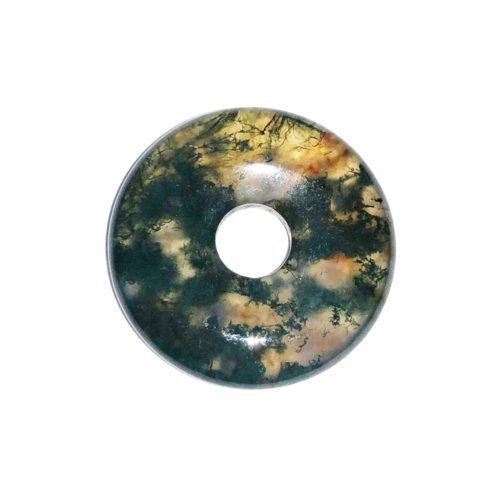 pi chinois donut agate mousse 20mm