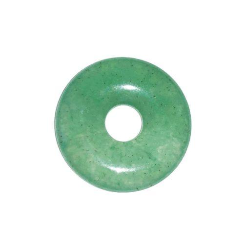 pi chinois donut 20mm aventurine