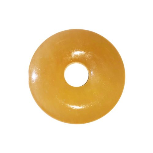 pi chinois donut calcite orange 30mm