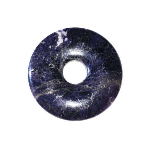 pi chinois donut fluorite 30mm