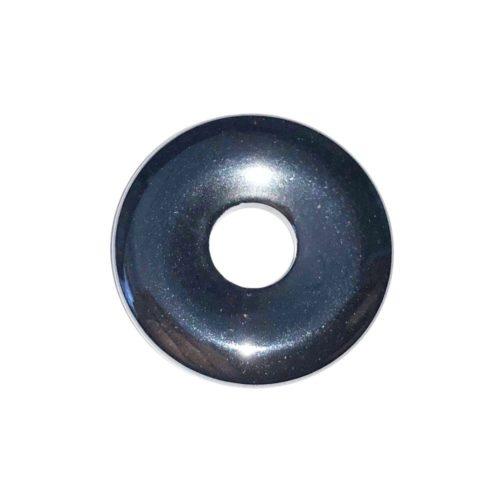 pi chinois donut hématite 20mm