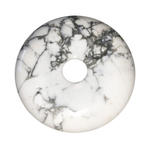 pi chinois donut howlite 50mm