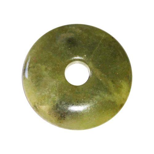 pi chinois donut jade de burma 40mm